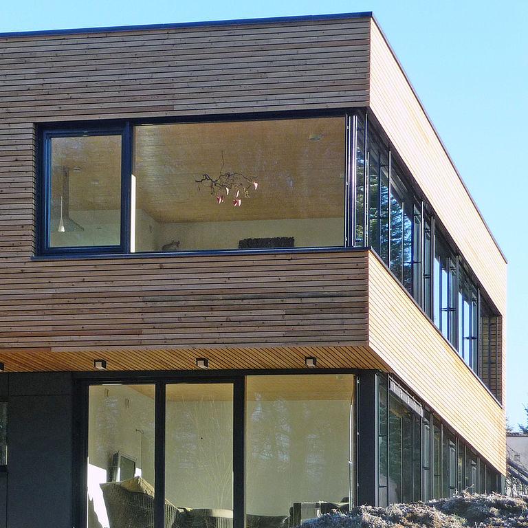 Residential House Leverkusen Germany Gutmann Middle